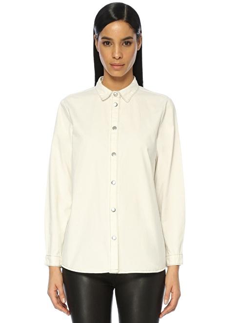 Glamorous Gömlek Beyaz